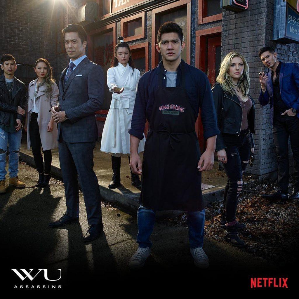 Serial Iko Uwais Netflix