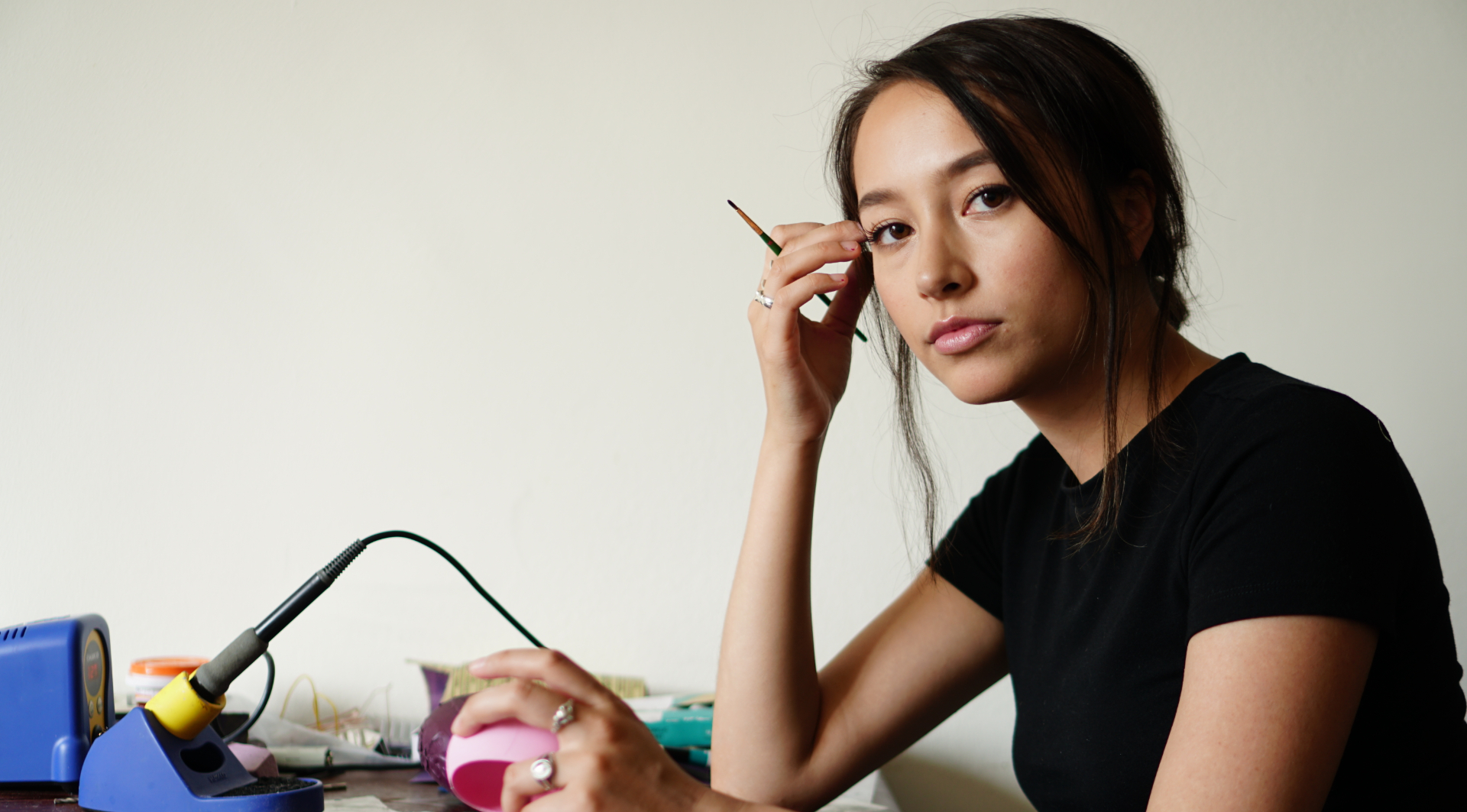 Young Canadian inventor Ann Makosinski on her experiences as a mixed-race creator