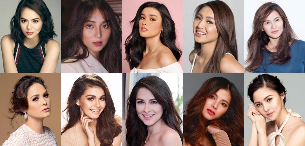 Mixed filipino girls